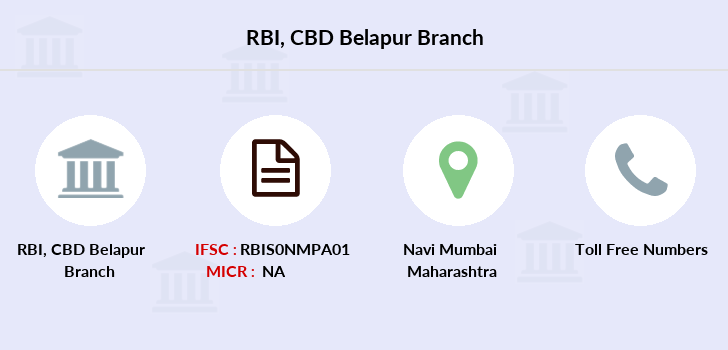 Reserve-bank-of-india Cbd-belapur branch