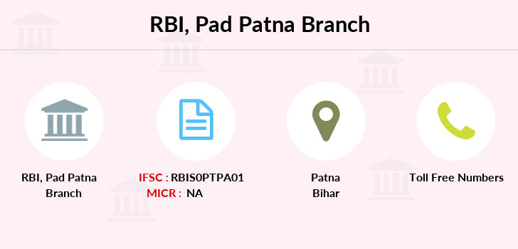 Reserve-bank-of-india Pad-patna branch