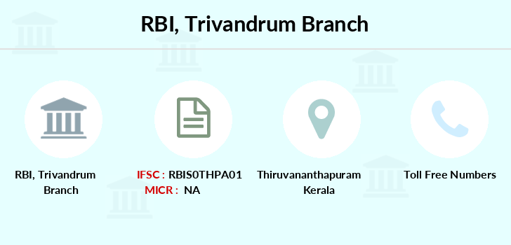 Reserve-bank-of-india Trivandrum branch