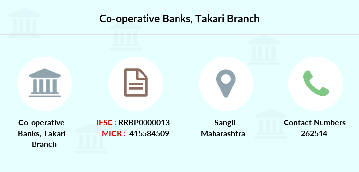 Co-operative-banks Takari branch