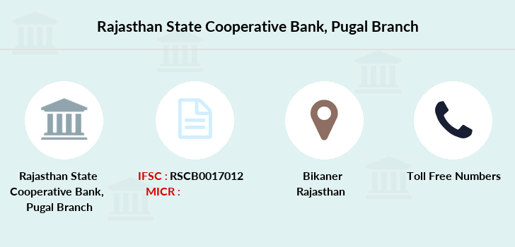 Rajasthan-state-coop-bank Pugal branch