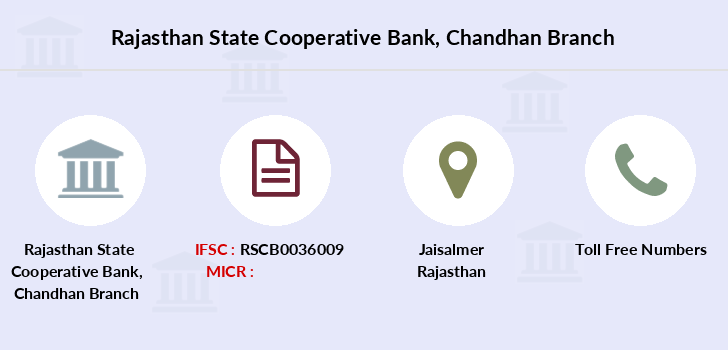 Rajasthan-state-coop-bank Chandhan branch
