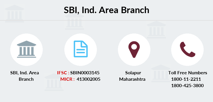 Sbi Ind-area branch