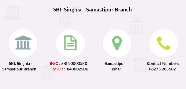 state bank of india ifsc code bihar samastipur