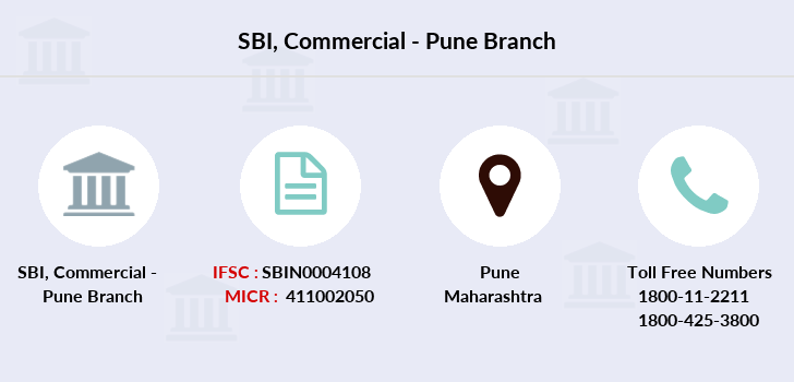 Sbi Commercial-pune branch