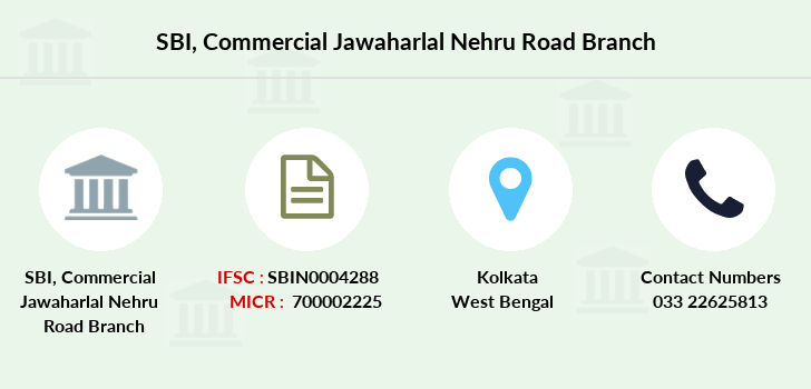 Sbi Commercial-jawaharlal-nehru-road branch