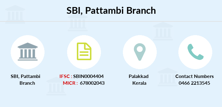 Sbi Pattambi branch
