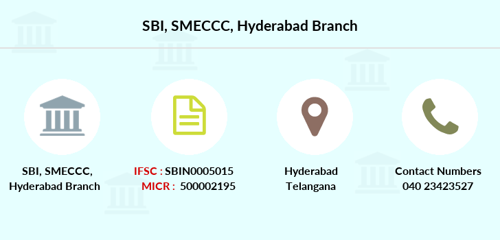 Sbi Smeccc-hyderabad branch