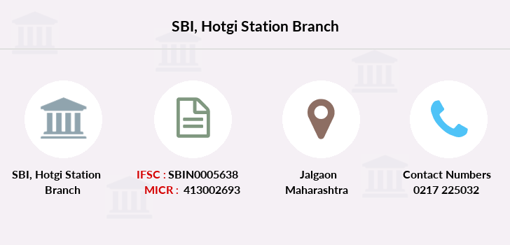 Sbi Hotgi-station branch