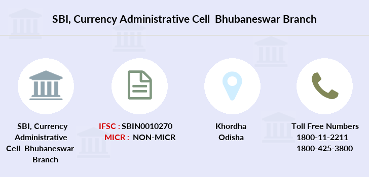 Sbi Currency-administrative-cell-bhubaneswar branch