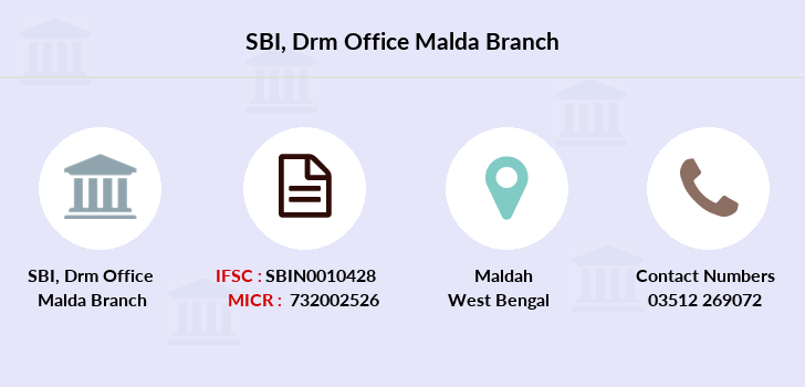 Sbi Drm-office-malda branch