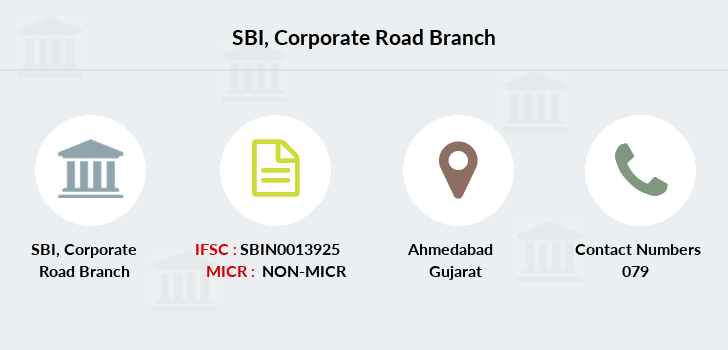 Sbi Corporate-road branch