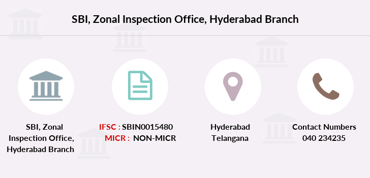 Sbi Zonal-inspection-office-hyderabad branch