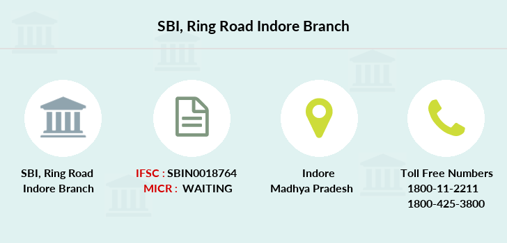 Sbi Ring-road-indore branch