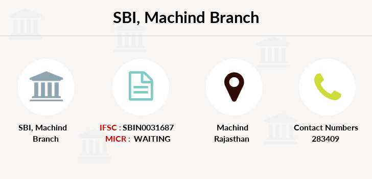 Sbi Machind branch