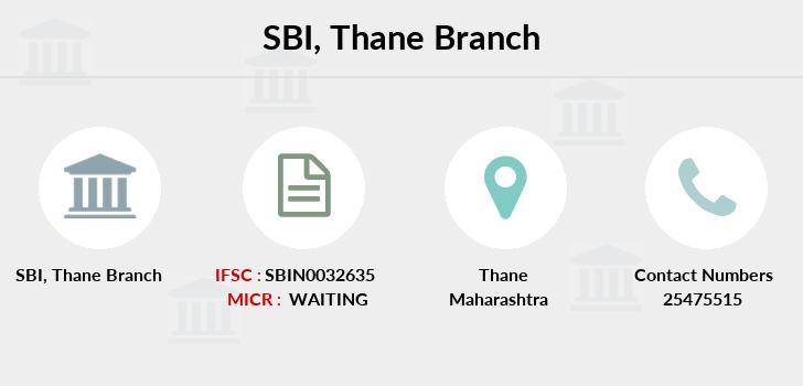 Sbi forex branches thane