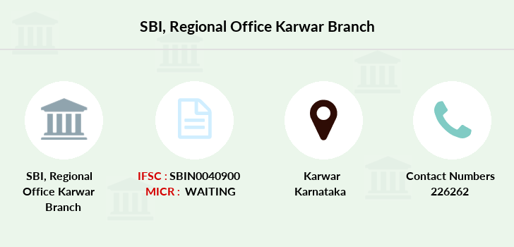 Sbi Regional-office-karwar branch