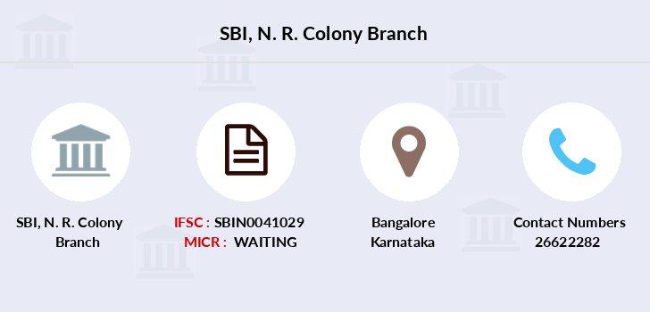 Sbi N-r-colony branch