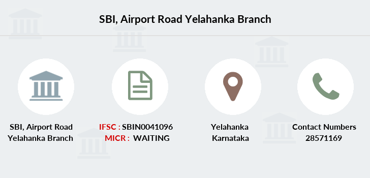 Sbm Airport-road-yelahanka branch