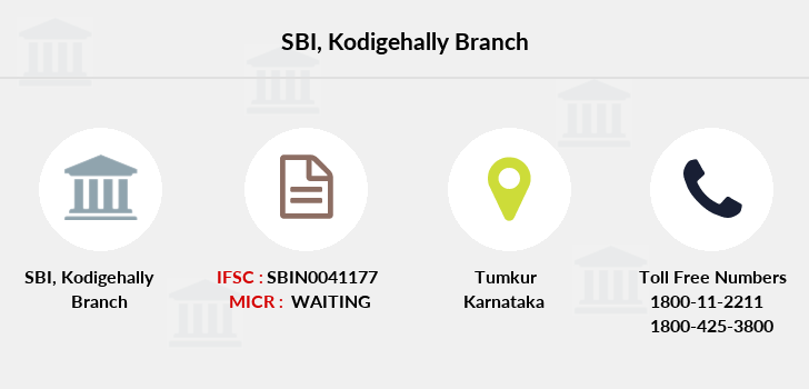 Sbm Kodigehally branch
