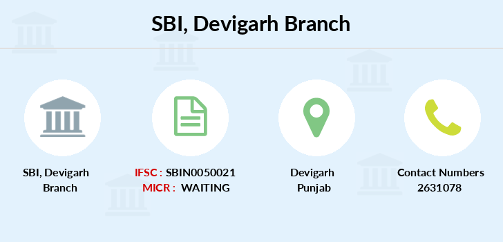 Sbi Devigarh branch