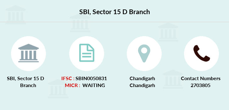 Sbp Sector-15-d branch
