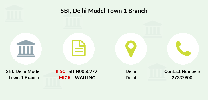 Sbp Delhi-model-town-1 branch