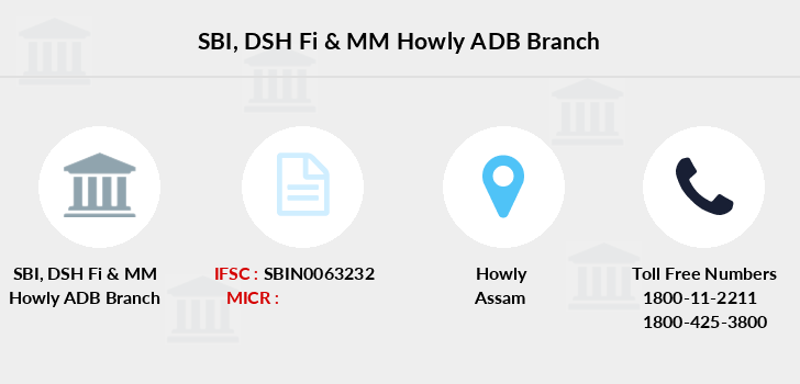 Sbi Dsh-fi-mm-howly-adb branch