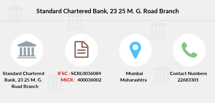 Standard-chartered-bank 23-25-m-g-road branch