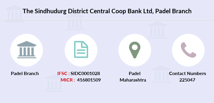 The-sindhudurg-district-central-coop-bank-ltd Padel branch