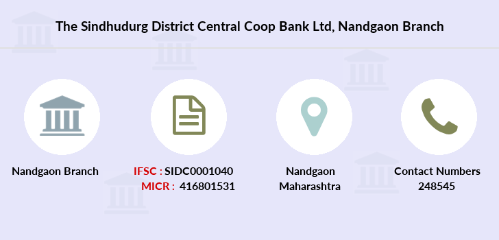 The-sindhudurg-district-central-coop-bank-ltd Nandgaon branch