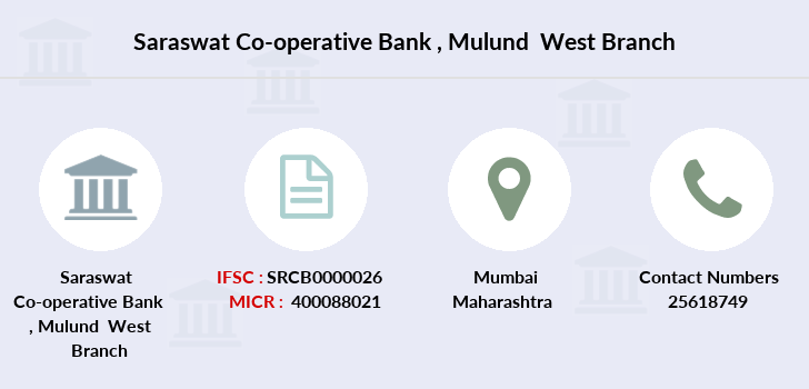 Saraswat-co-op-bank Mulund-west branch