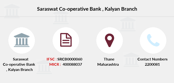 Saraswat-co-op-bank Kalyan branch