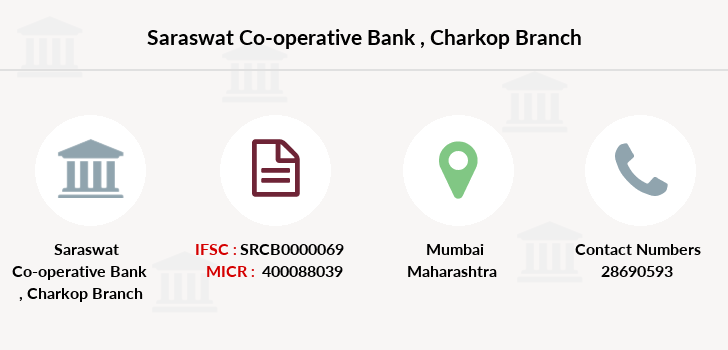 Saraswat-co-op-bank Charkop branch