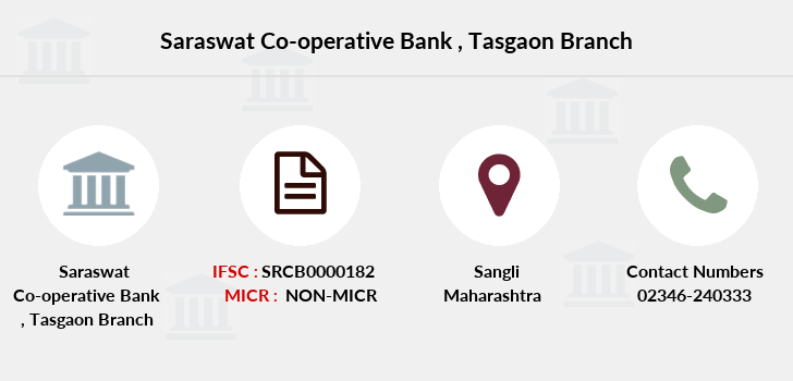 Saraswat-co-op-bank Tasgaon branch