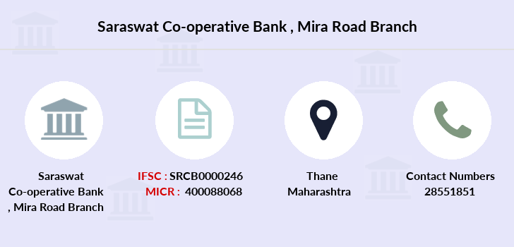 Saraswat-co-op-bank Mira-road branch