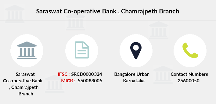 Saraswat-co-op-bank Chamrajpeth branch