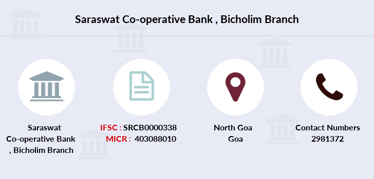 Saraswat-co-op-bank Bicholim branch