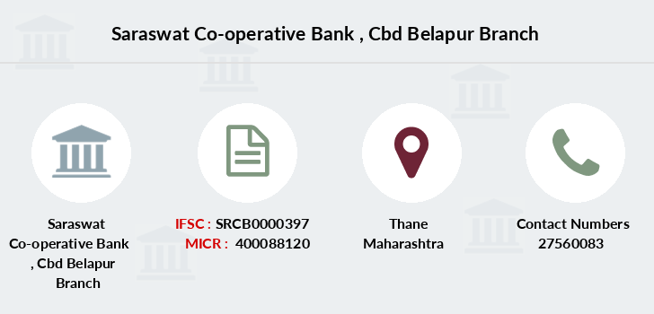 Saraswat-co-op-bank Cbd-belapur branch