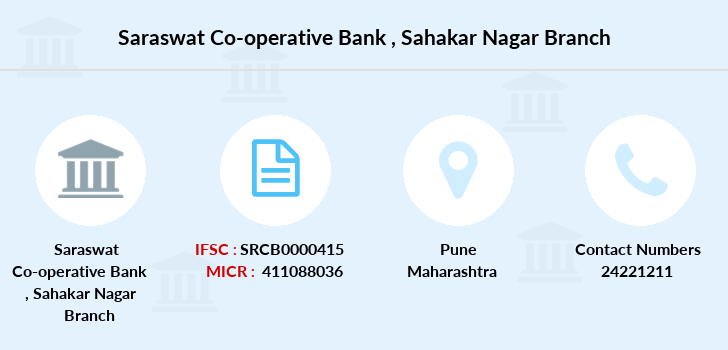 Saraswat-co-op-bank Sahakar-nagar branch