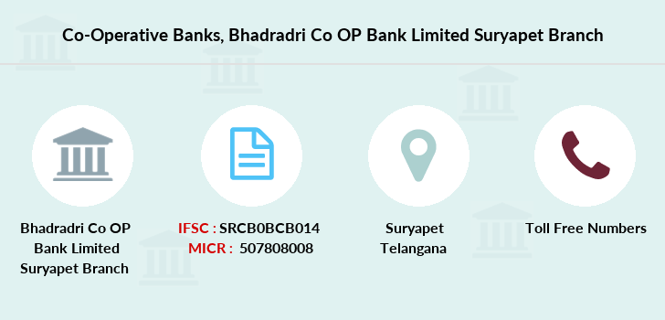 Co-operative-banks Bhadradri-co-op-bank-limited-suryapet branch