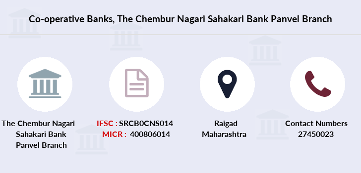 Co-operative-banks The-chembur-nagari-sahakari-bank-panvel branch