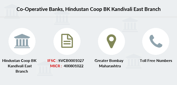 Co-operative-banks Hindustan-coop-bk-kandivali-east branch