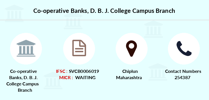 Co-operative-banks D-b-j-college-campus branch