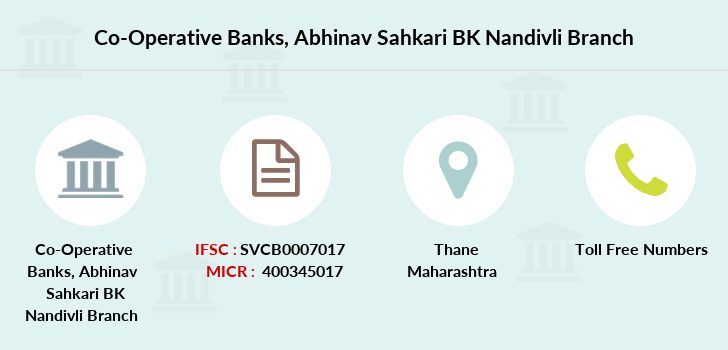 Co-operative-banks Abhinav-sahkari-bk-nandivli branch
