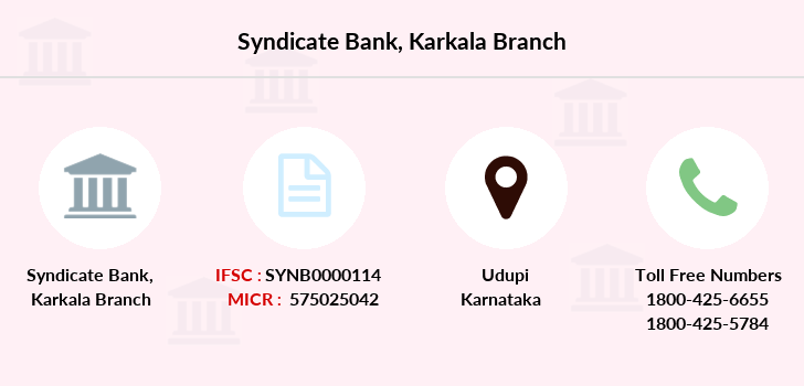 Syndicate-bank Karkala branch