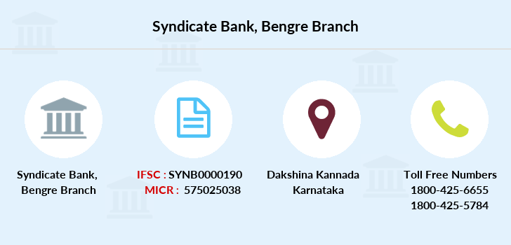Syndicate-bank Bengre branch