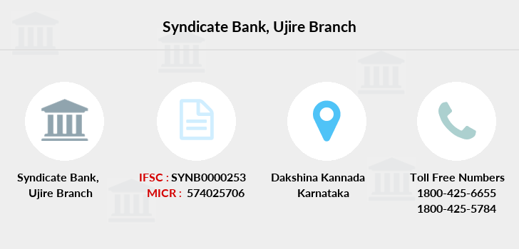 Syndicate-bank Ujire branch