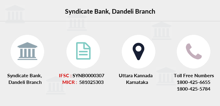Syndicate-bank Dandeli branch