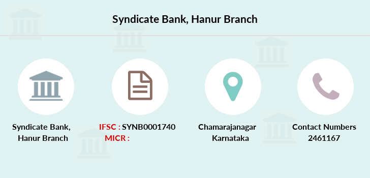 Syndicate-bank Hanur branch